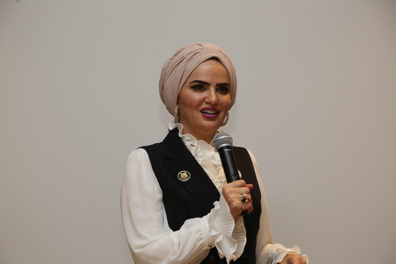 الدكتورة اميمة احمد